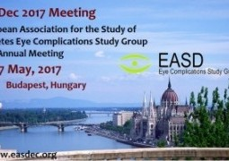 European Association for the Study of Diabetes Eye Complications Study Group (EASDec) 27th Annual Meeting